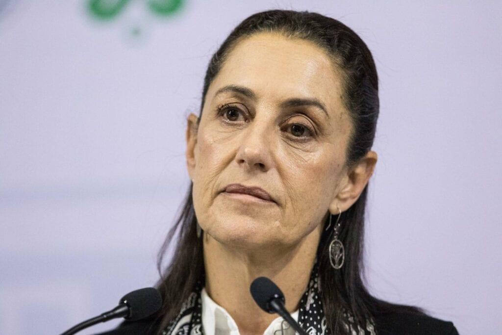 Claudia Sheinbaum habló sobre Ebrard.