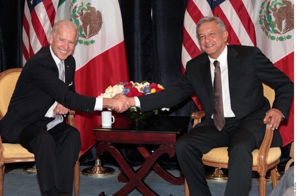 Biden y AMLO sostendrán una llamada.