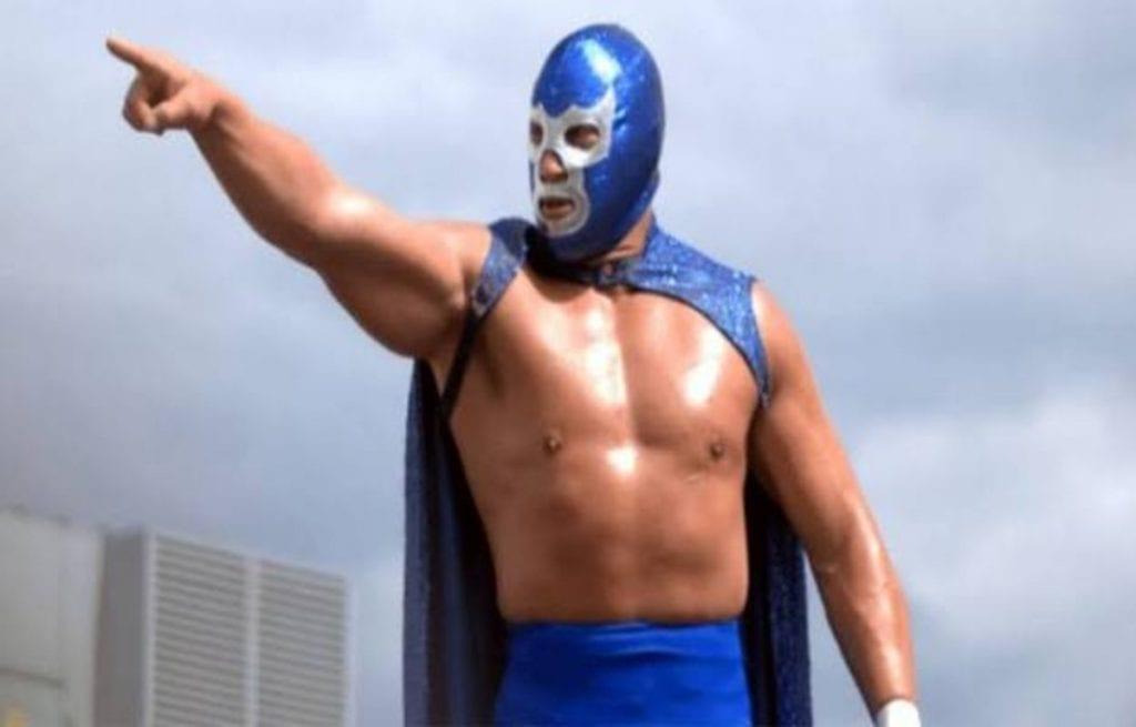 El luchador Blue Demon Jr fue denunciado ante la Fiscalía de la Mujer por violencia de género y amenzas de muerte por parte de su esposa, Mónica Carrillo.