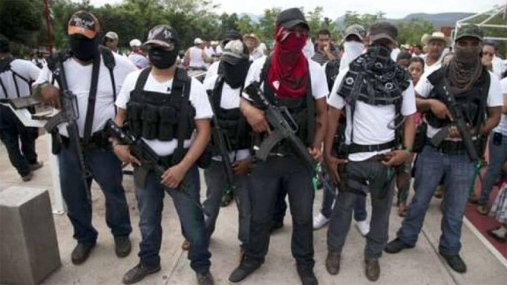 Los Viagras publican video de supuesto enfrentamiento contra el CJNG