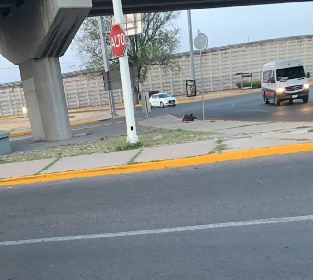 Esta mañana de miércoles fueronencontradasbolsasnegrasconrestosde cuerpos humanosen Celaya, Guanajuato.