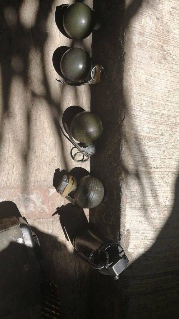 """Luego de que se desplegara un operativo por aire con helicópteros BlackHawk, y por tierra con varios elementos de la Guardia Nacional, la Policía estatal y municipal; fue aprehendido Erick Joel del Toro López, alias el """"M3"""", presunto miembro del Cártel Jalisco Nueva Generación."""