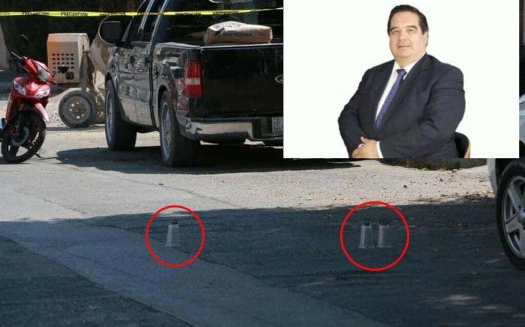 El empresario Julio César Galindo Pérez, líder de la Confederación Patronal de la República Mexicana (Coparmex) en San Luis Potosí, falleció luego de ser atacado a balazos este lunes en la capital estatal.