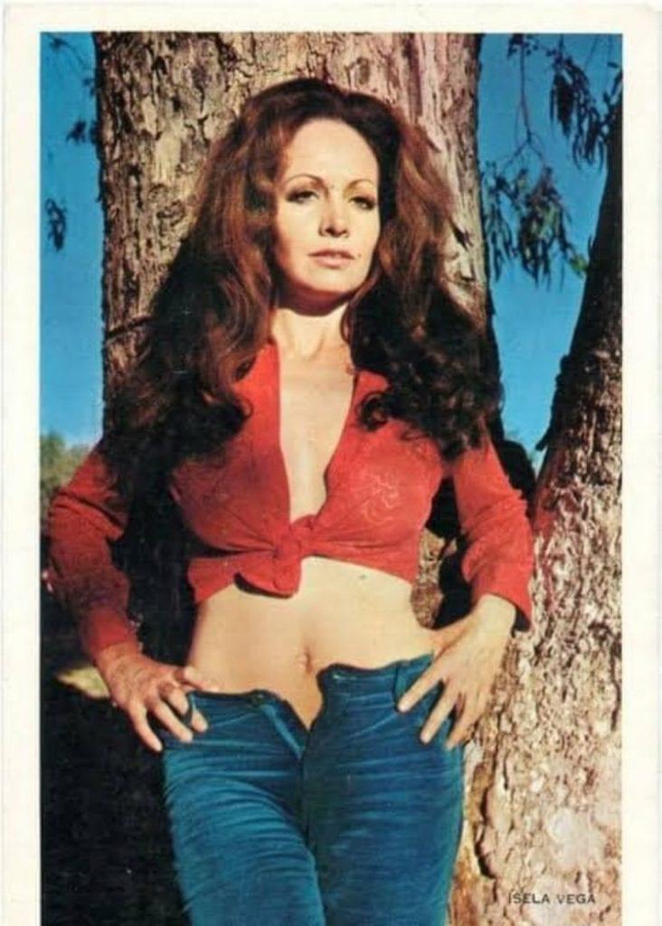A los 81 años de edad y víctima de cáncer, falleció la actriz Isela Vegaen la Ciudad de México.