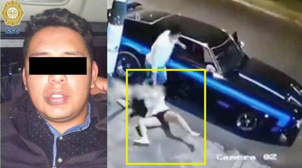 Elemento de la Guardia Nacional fue quien golpeó a una mujer en Coyoacán