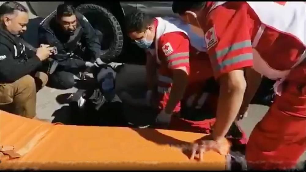 Videos: persecución de narcos termina muy mal_01