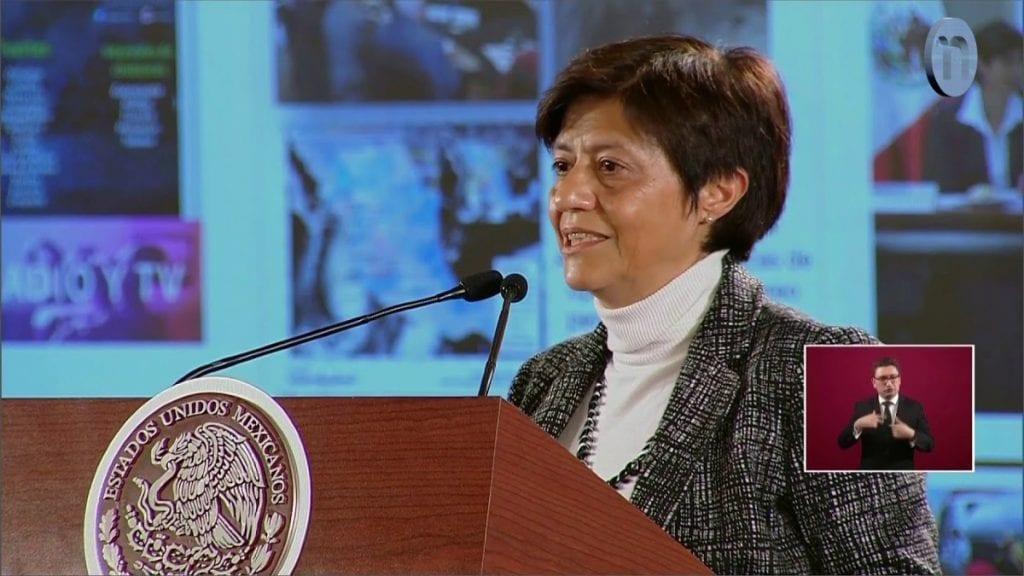 Blanca Jiménez.