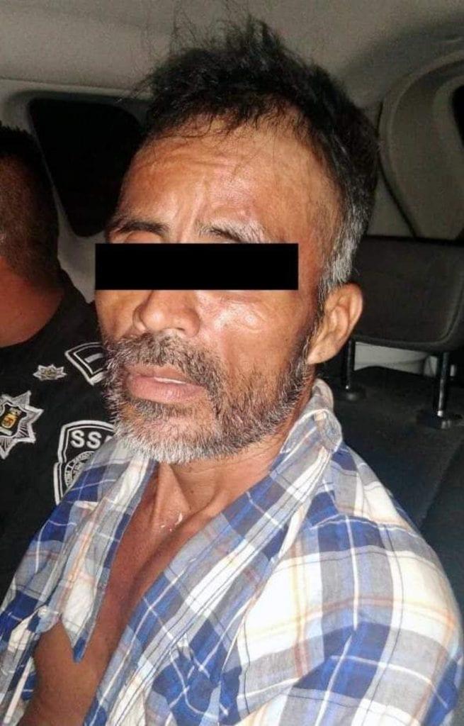 EnTuxtla Gutiérrezdetuvieron a un hombreindigenteacusado de haber matado a una menor de siete meses en lacolonia Plan de Ayala.
