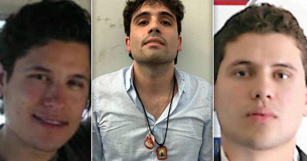 Hijos del 'Chapo' cobran 40 mil dólares por traficar venezolanos