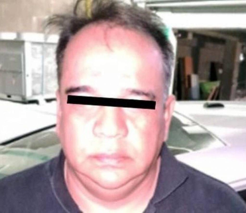 """Tras la detención en el estado de Nuevo León de Efraín """"N"""", denunciado por haber rociado ácido en el rostro de su expareja, el hombre ya fue trasladado al Estado de México e ingresado al Centro Penitenciario y de Reinserción Social del municipio de Chalco"""
