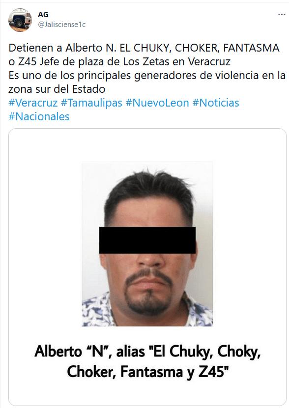 Matan al 'Comandante Choco' del CDG y capturan al 'Z-45' de Los Zetas_03