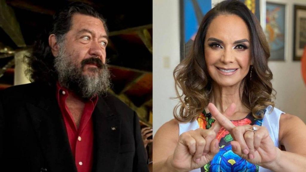 Jorge Hank y Lupita Jones.