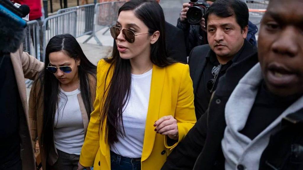 Emma Coronel confesará ser culpable de administrar el patrimonio del 'Chapo' The New York Times