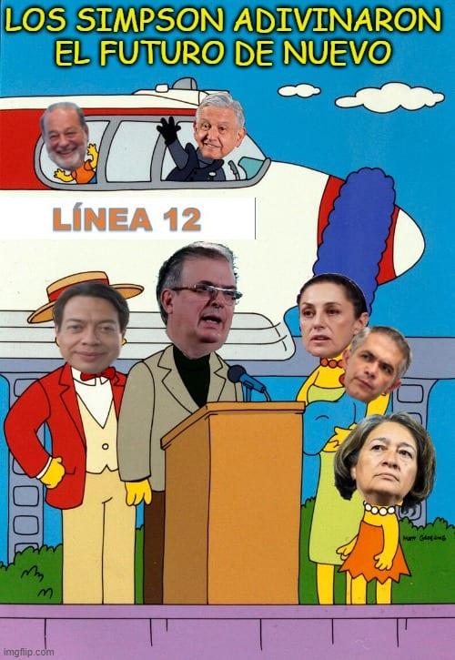 Los Simpson predijeron la tragedia de la Línea 12 del Metro_01