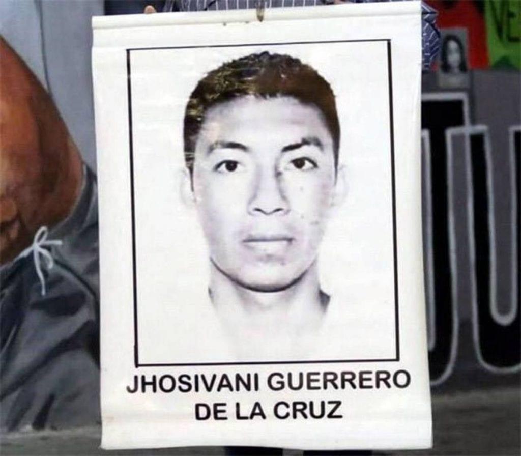 El laboratorio de Innsbruck confirma el hallazgo de restos de otro de los 43 estudiantes desaparecidos en Ayotzinapa, en 2014. Se trata de Jhosivani Guerrero.