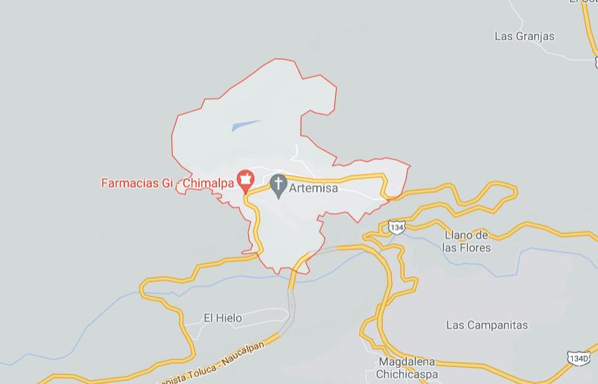 Videos: vuelca tráiler en la Naucalpan-Toluca; 1 muerto y al menos 15 heridos_01