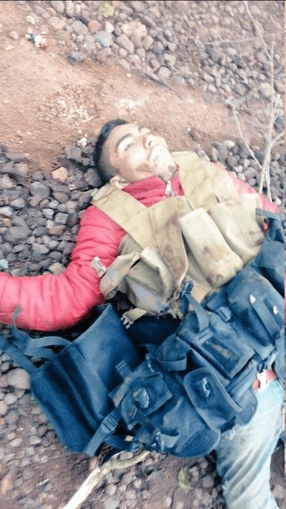 Video: al CJNG le incendian un 'monstruo' y le matan a sus sicarios_02