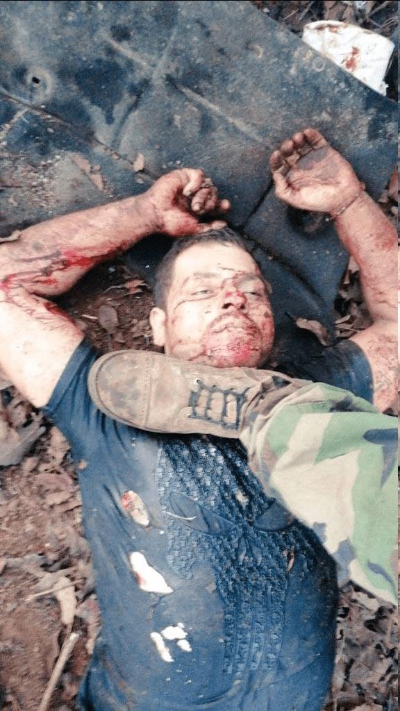 Video: al CJNG le incendian un 'monstruo' y le matan a sus sicarios_01