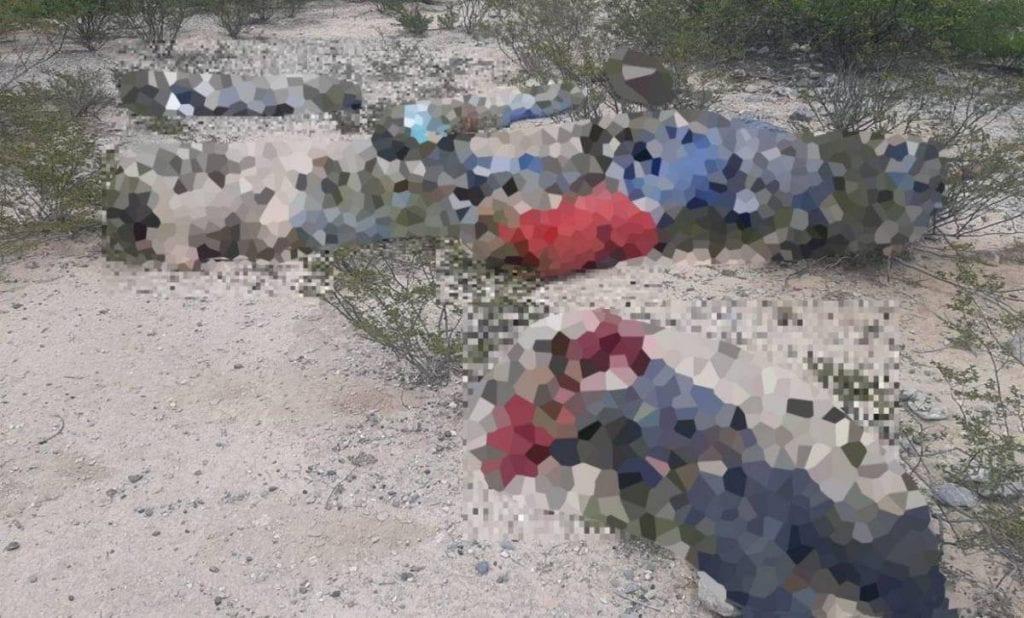 La Fiscalía General del Estado de San Luis Potosí (FGESLP) ha iniciado con las indagaciones por el hallazgo de 9 personas sin vida en Vanegas.