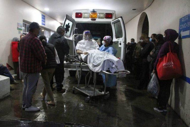 De acuerdo al último reporte, México registró 18 mil 809 nuevos contagios de COVID-19 en las últimas 24 horas, con lo cual suman a este sábado dos millones 848 mil 252 casos acumulados, informó la Secretaría de Salud.