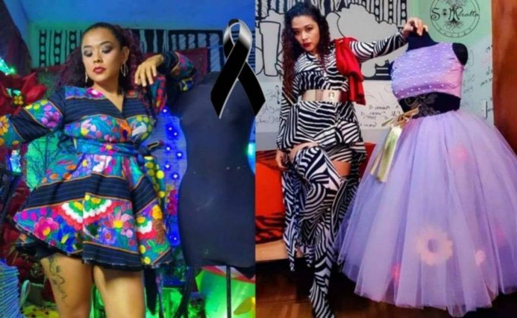 Sol Peralta, diseñadora de trajes típicos en Guerrero, fue encontrada muerta en la carretera Tixtla-Chilapa, reportaron ayer autoridades estatales.