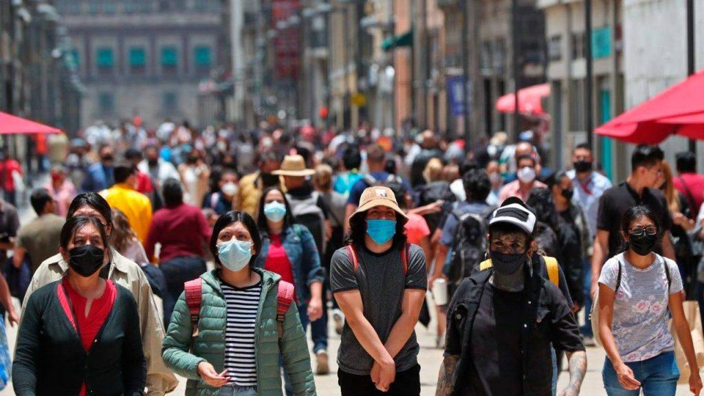 El Gobierno federal presentó el Semáforo de Riesgo Epidémico de coronavirus de acuerdo con los nuevos parámetros de medición que permitan recuperar actividades sociales y económicas.