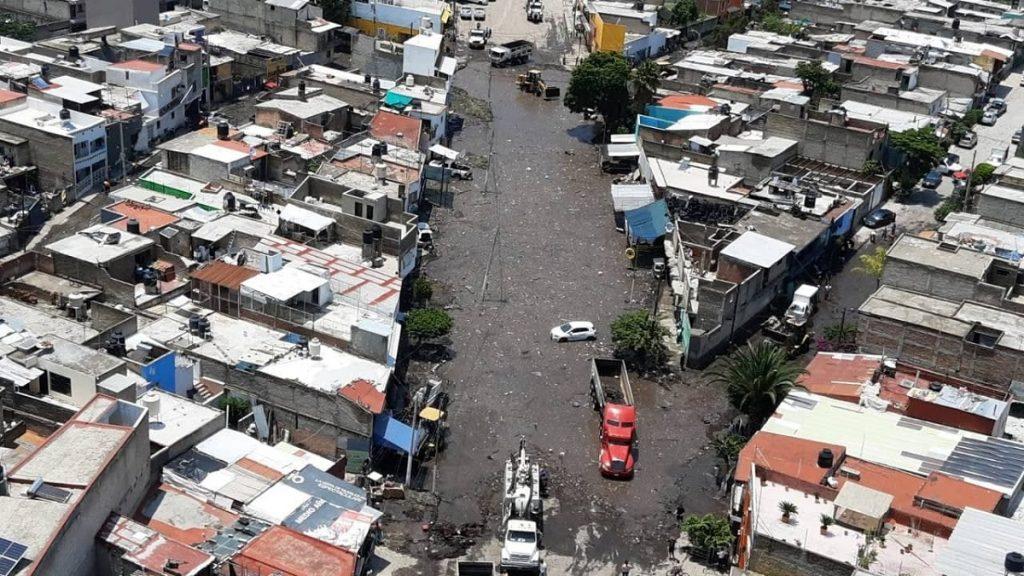 Declara Zapopan emergencia tras desbordamiento
