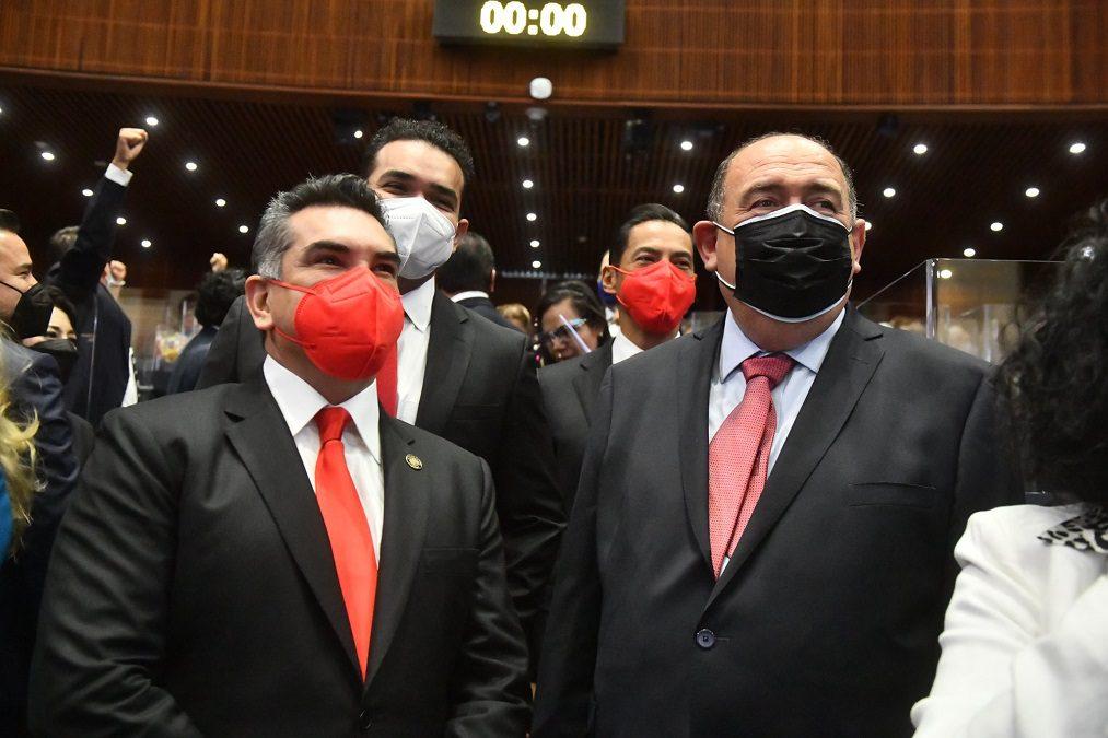 morena-PRI-congreso-camara-diputados