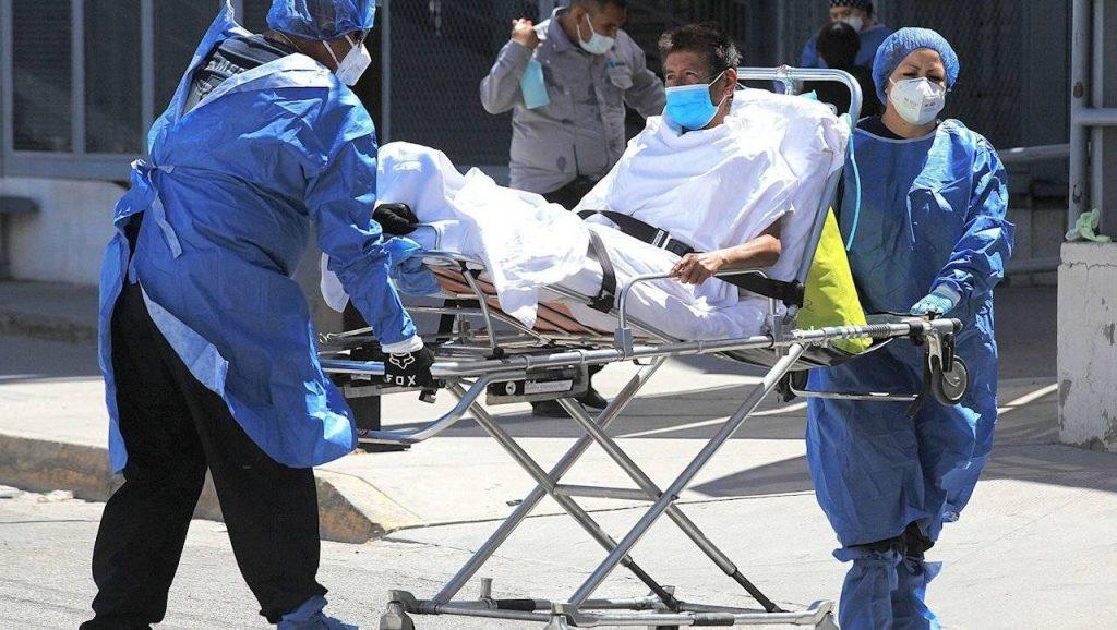 México suma 248 mil 167 muertes por covid-19 y registra 3 millones 91 mil 97 casos acumulados de coronavirus SARS-CoV-