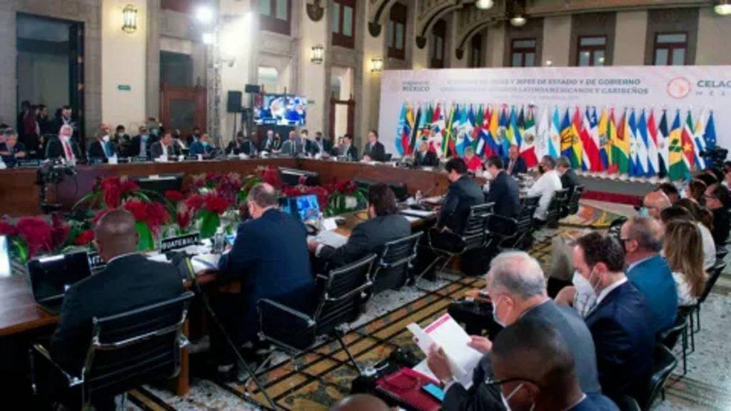 Andrés Manuel López Obrador encabezó este sábado la inauguración de la VI Cumbre de la Comunidad de Estados Latinoamericanos y Caribeños (Celac)